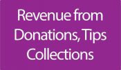 6. Revenue from Donations